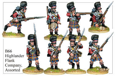 B066 Highlander Flank Company Assorted