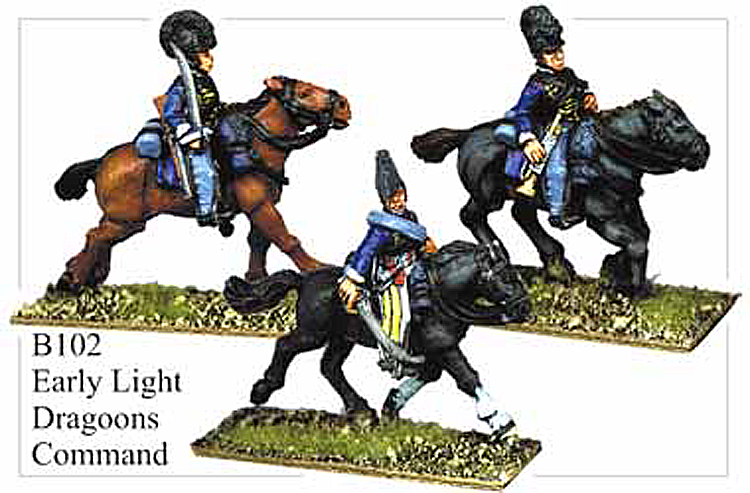 B102 Early Light Dragoons Command