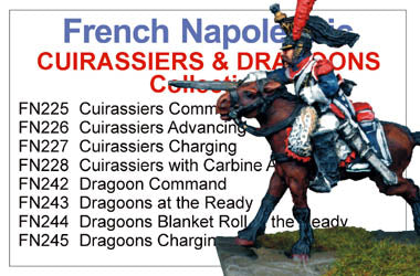 BCFN010 - Napoleonic French Cuirassier Collection