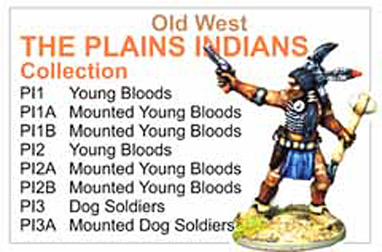 BCOW012 - Old West The Plains Indians Collection
