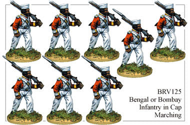 BRV125 Bengal or Bombay Infantry Marching