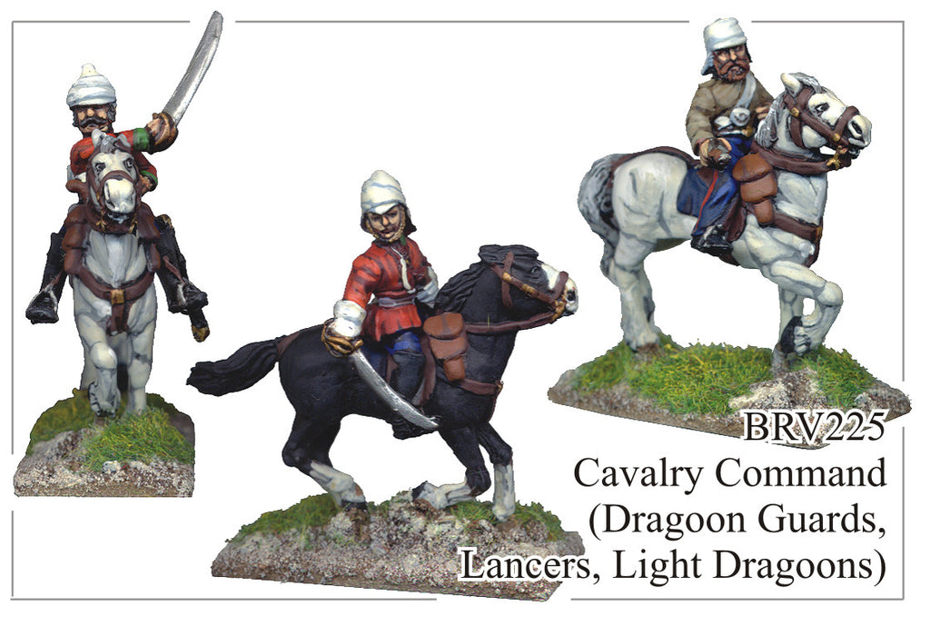 BRV225 Cavalry Command