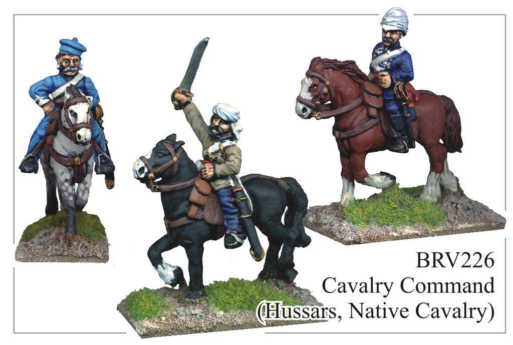BRV226 Cavalry Command