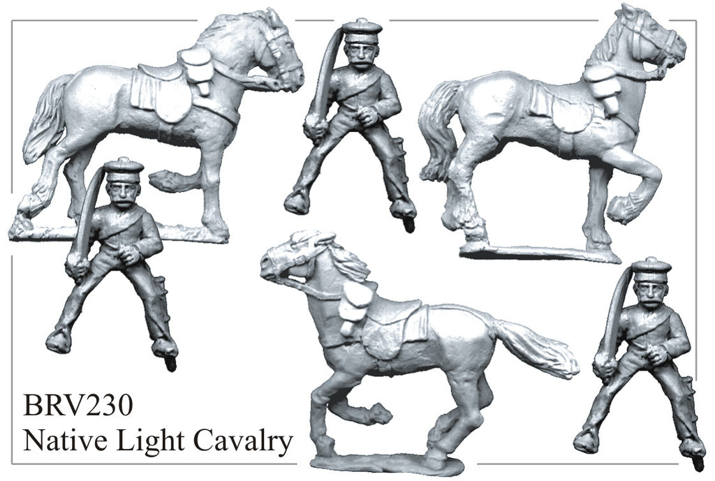 BRV230 Native Light Cavalry