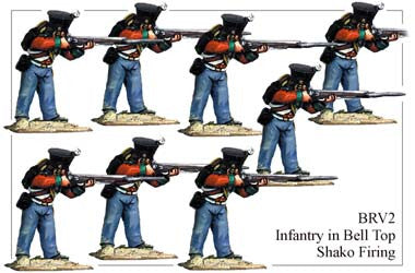 BRV002 British Infantry Firing