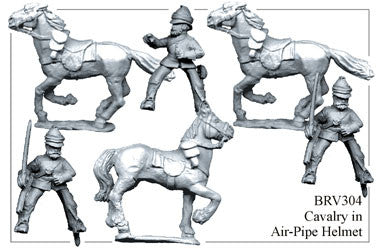 BRV304 British Cavalry
