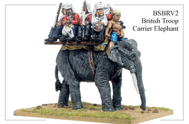 BSBRV002 - British Troop Carrier Elephant