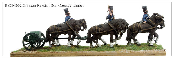 BSCM002 Don Cossack Limber