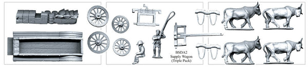 BSDA003 Supply Wagon