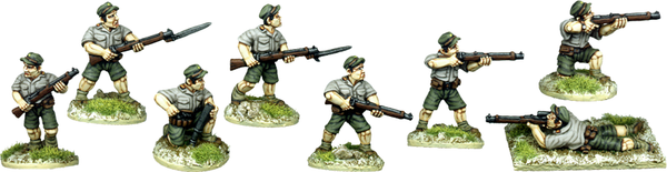 BURM006 - Japanese Infantry