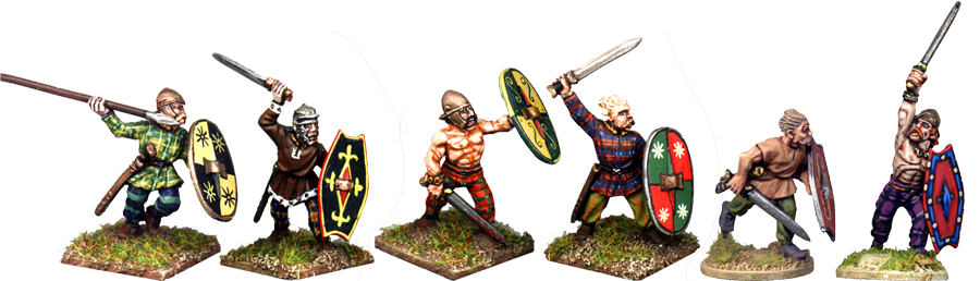 CB003 - Celtic Warriors 1