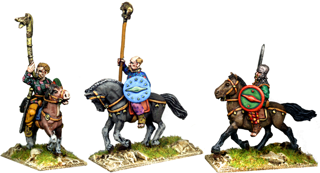CB008 - Celtic Cavalry Command