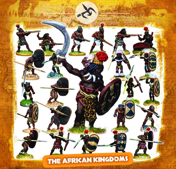 CONGO Box Set 4 - The African Kingdoms