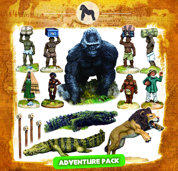 Congo Box Set 5 - Adventure Pack