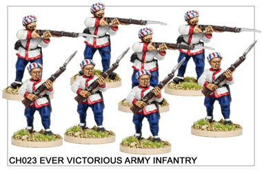 CH023 Ever Victorious Army Infantry