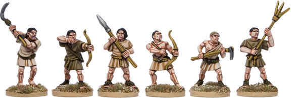 Ancient Civilians – WargamesFoundry