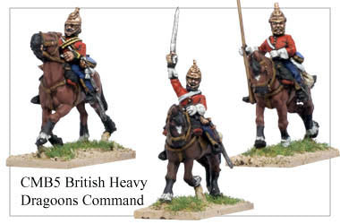 CMB005 Heavy Dragoons Command