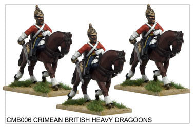 CMB006 Heavy Dragoons