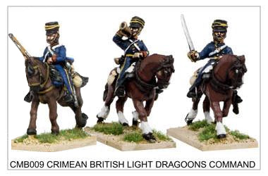 CMB009 Light Dragoons Command