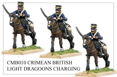 CMB010 Light Dragoons Charging