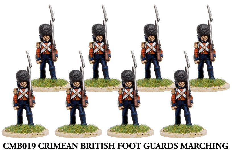 CMB019 Foot Guards Firing