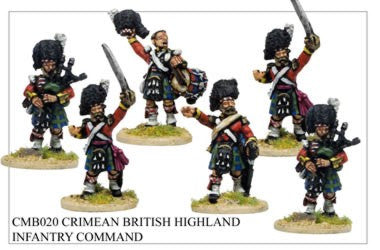 CMB020 Highland Infantry Command