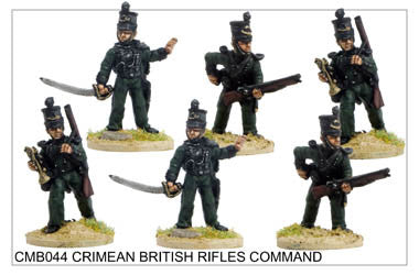 CMB044 Rifles Command