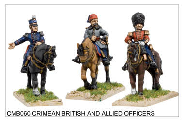 CMB060 British and Allied Officers