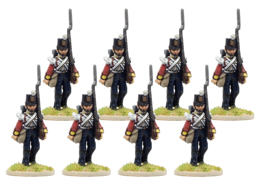 CMB042 Light Infantry or Flank Company Marching