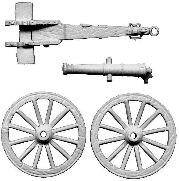 CMBG005 British 6pdr Field Gun