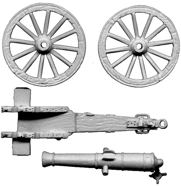 CMBG007 British 12pdr Field Gun