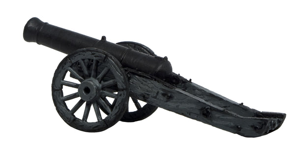 CMBG003 British 32pdr Gun on Field Carriage