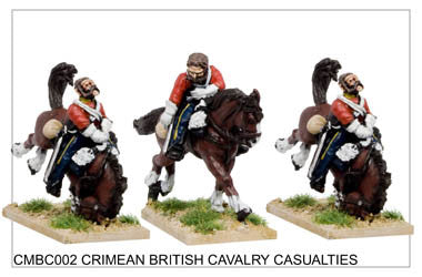 CMC002 Cavalry Casualties