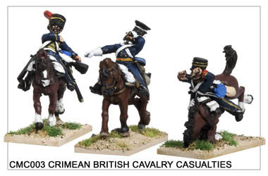 CMC003 Cavalry Casualties 2