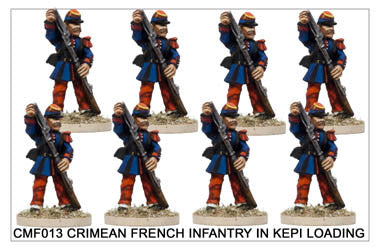 CMF013 Infantry in Kepis Loading