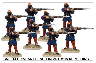 CMF014 Infantry in Kepis Firing