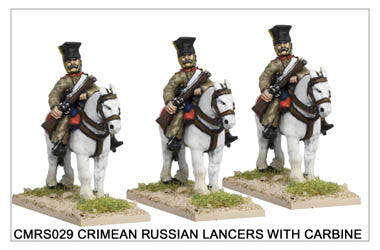 CMRS029 Lancers with Carbines