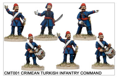 CMT001 Turkish Infantry Command