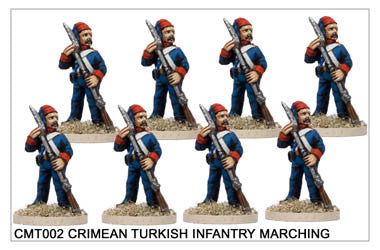 CMT002 Turkish/Egyptian Infantry Loading