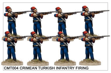 CMT004 Turkish/Egyptian Infantry Firing