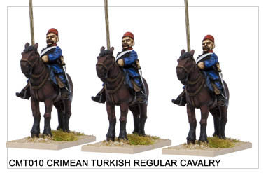 CMT010 Regular Turkish Cavalry