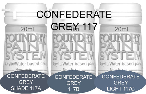 COL117 - Confederate Grey