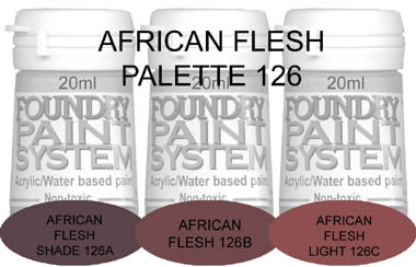 COL126 - African Flesh