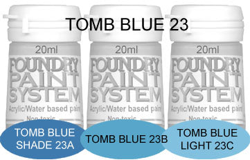 COL023 - Tomb Blue