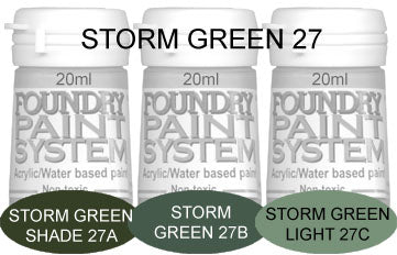 COL027 - Storm Green