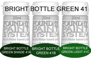COL041 - Bright Bottle Green