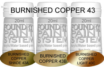 COL043 - Burnished Copper