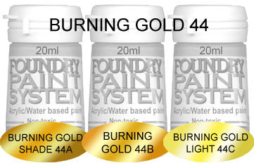 COL044 - Burning Gold