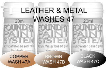 COL047 - Leather & Metal Washes