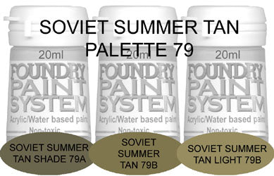 COL079 - Soviet Summer Tan